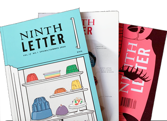 issues of Ninth Letter